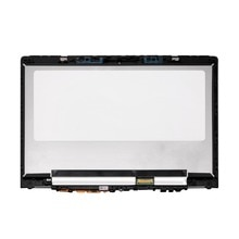 Dla Lenovo Yoga 710 11 710-11isk 710-11ikb 11.6 FHD LCD LED ekran dotykowy + Digitizer zgromadzenia 80TX000CUS ST50K85356