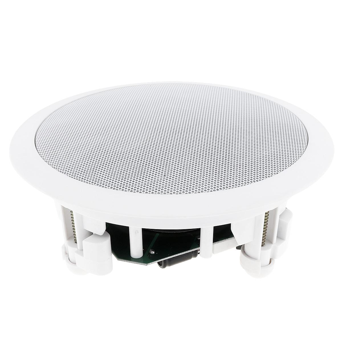 Nuevo altavoz de techo montado en la pared CSL-718 de 25W, barra de sonido para DJ y música, altavoces para TV, compatible con Home Store
