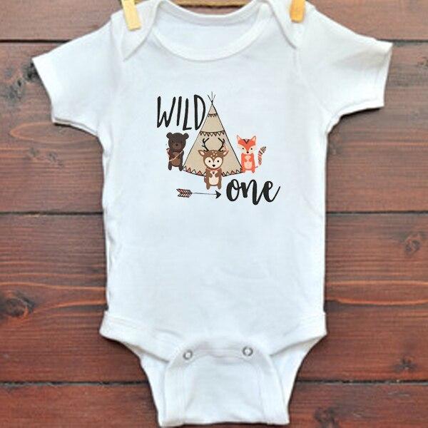 DERMSPE/комбинезон с коротким рукавом для новорожденных мальчиков и девочек, с принтом в виде букв, с изображением медведя, жирафа, лиса, летняя ...