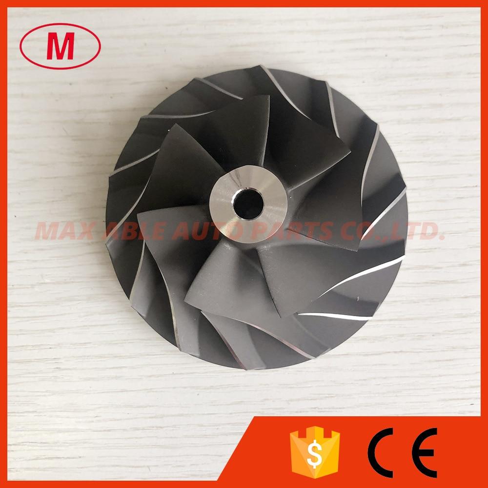 HX50 63x99mm Turbo turbocompresor rueda 63/99mm