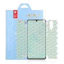 LENSUN нано гибкий само-восстановить Защитная пленка с полным покрытием для huawei P30 Lite Экран протектор