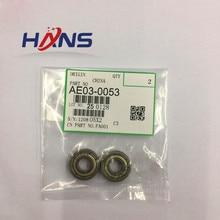 ¿10 Uds? AE03-0053 AE030053 inferior rodillo de presión del fusor cojinete para Ricoh Aficio 2051 de 2060 de 2075 MP 6000, 7000, 8000, 6001, 7001, 8001