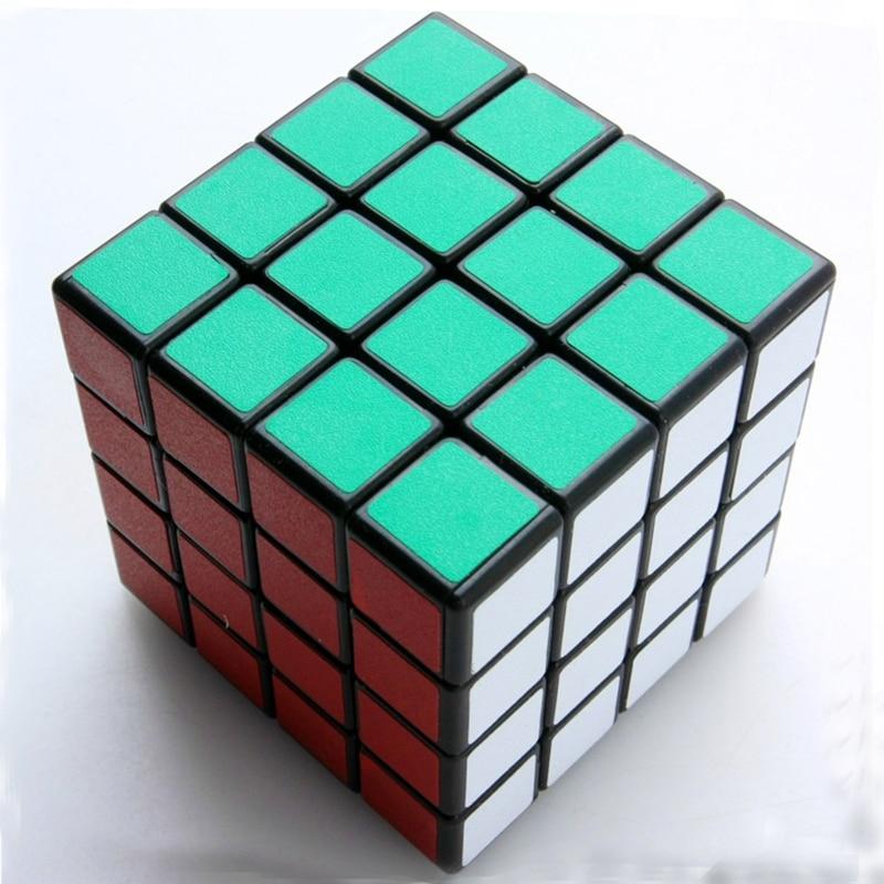 Профессиональная головоломка куб игрушка 4X4X4 волшебный обучающий для детей и