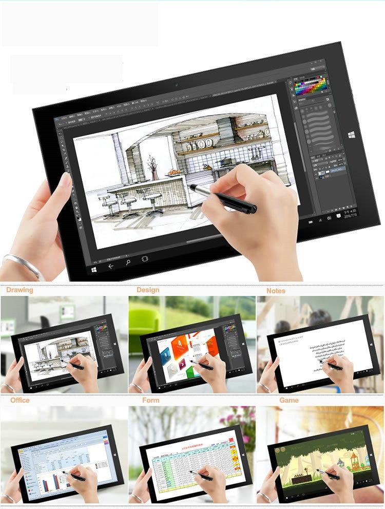 Caneta ativa tela de toque capacitivo para chuwi hi9 hi 9 plus caneta stylus telefone móvel nib