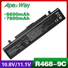 Apexway 10.8V batterie dordinateur portable Pour Samsung np350e5c np355v5c np300e5c np300v5a np300e5a np300e7a np550p5c AA-PB9NS6B AA-PB9NC6B