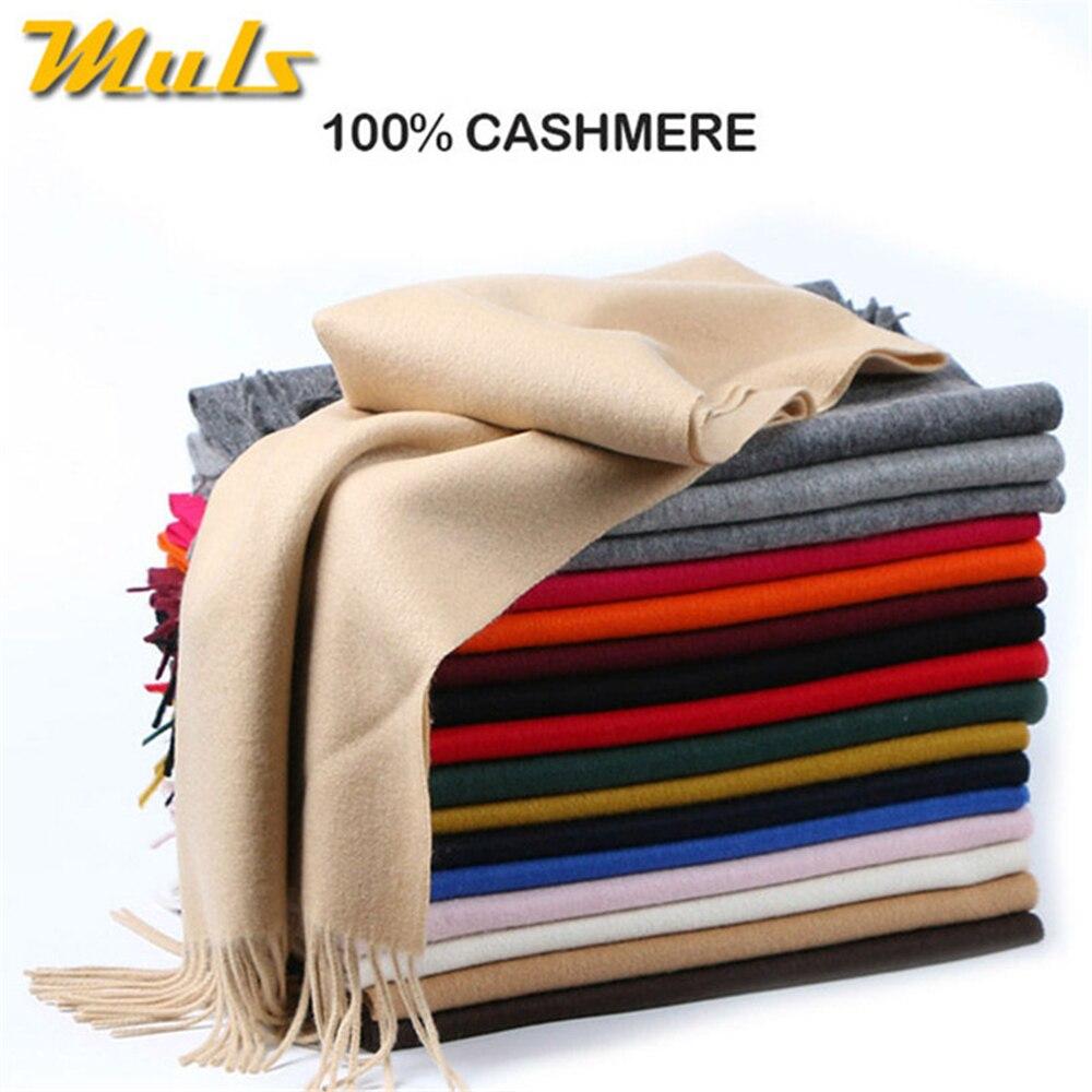 ¡NOVEDAD DE 2016! bufanda de Cachemira de 15 colores Muls, bufandas de alta calidad para hombre y mujer, chal de piel grande de lujo para mujer, poncho para hombre