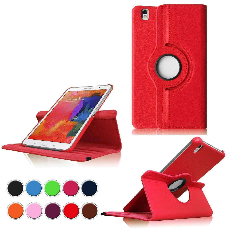Чехол для планшета Samsung Galaxy Tab Pro 8,4 дюйма T320 T321 T325 SM-T320 SM-T321 360 Вращающийся Кронштейн подставка кожаный чехол