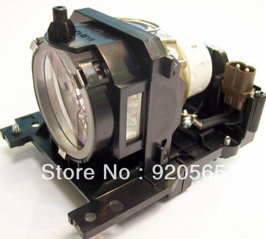 Lámpara de proyector de repuesto con carcasa DT00841 para CP-X200/CP-X205/CP-X300/CP-X305/CP-X308/CP-X400/CP-X417 /ED-X30 3 unids/lote