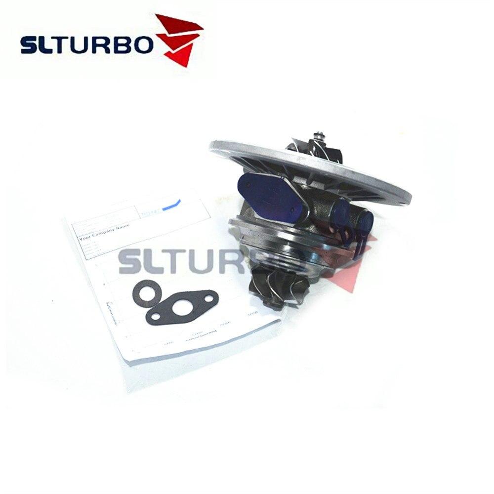 Para Isuzu con 4JH1T 4JH1 motor 90Kw 130HP-Núcleo de reemplazo de turbocompresor 8973544234 VB430093 compresor de turbocargador cartucho