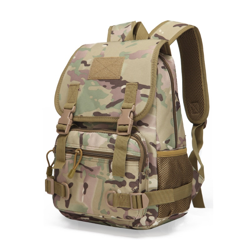 Molle tático mochila crianças pequena mochila sacos de escola crianças militar pacote assalto