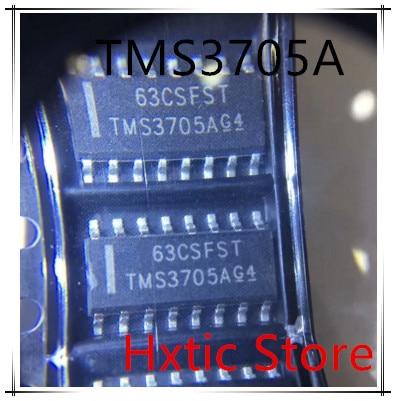 جديد 10 قطعة/الوحدة TMS3705ADRG4 TMS3705AG4 TMS3705A TMS3705 SOP-16