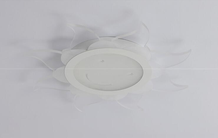 LED super thin living room lamp acrylic on the sun - shaped bedroom ceiling light 85-265v.  - buy with discount