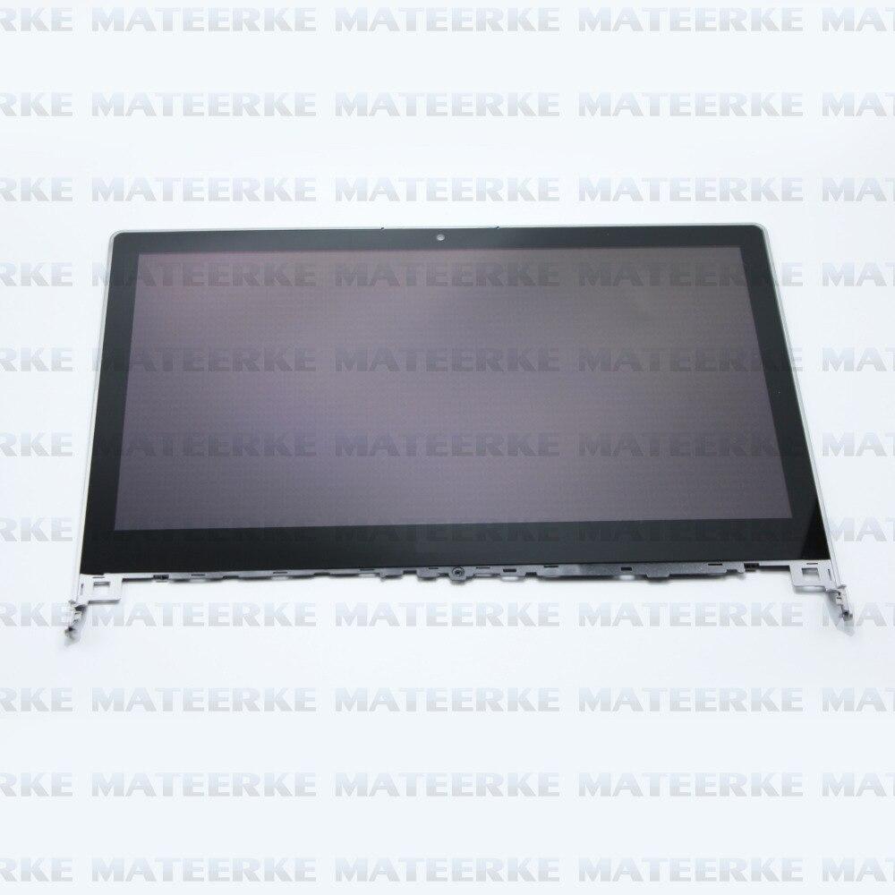 محول رقمي لهاتف LENOVO FLEX 2 14 14D شاشة عرض LCD + شاشة لمس بإطار ، 1920x1080