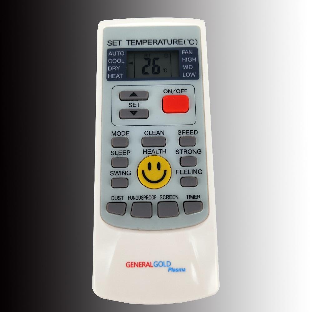 NEW Original YKR-H/009E For AUX Air Conditioner Remote Control Fernbedienung недорого