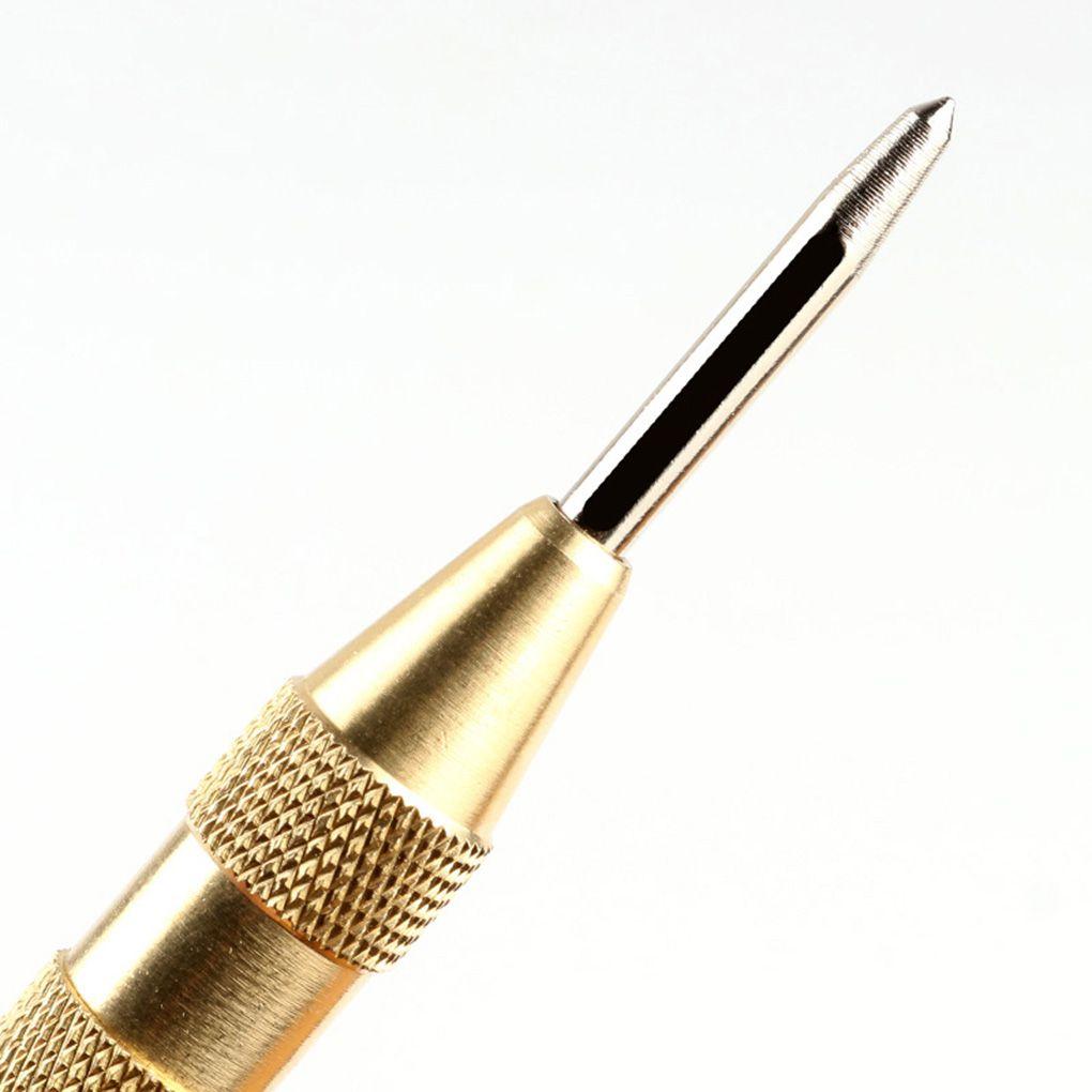 Punzone centrale automatico punzone a molla marcatura fori di - Utensili manuali - Fotografia 6
