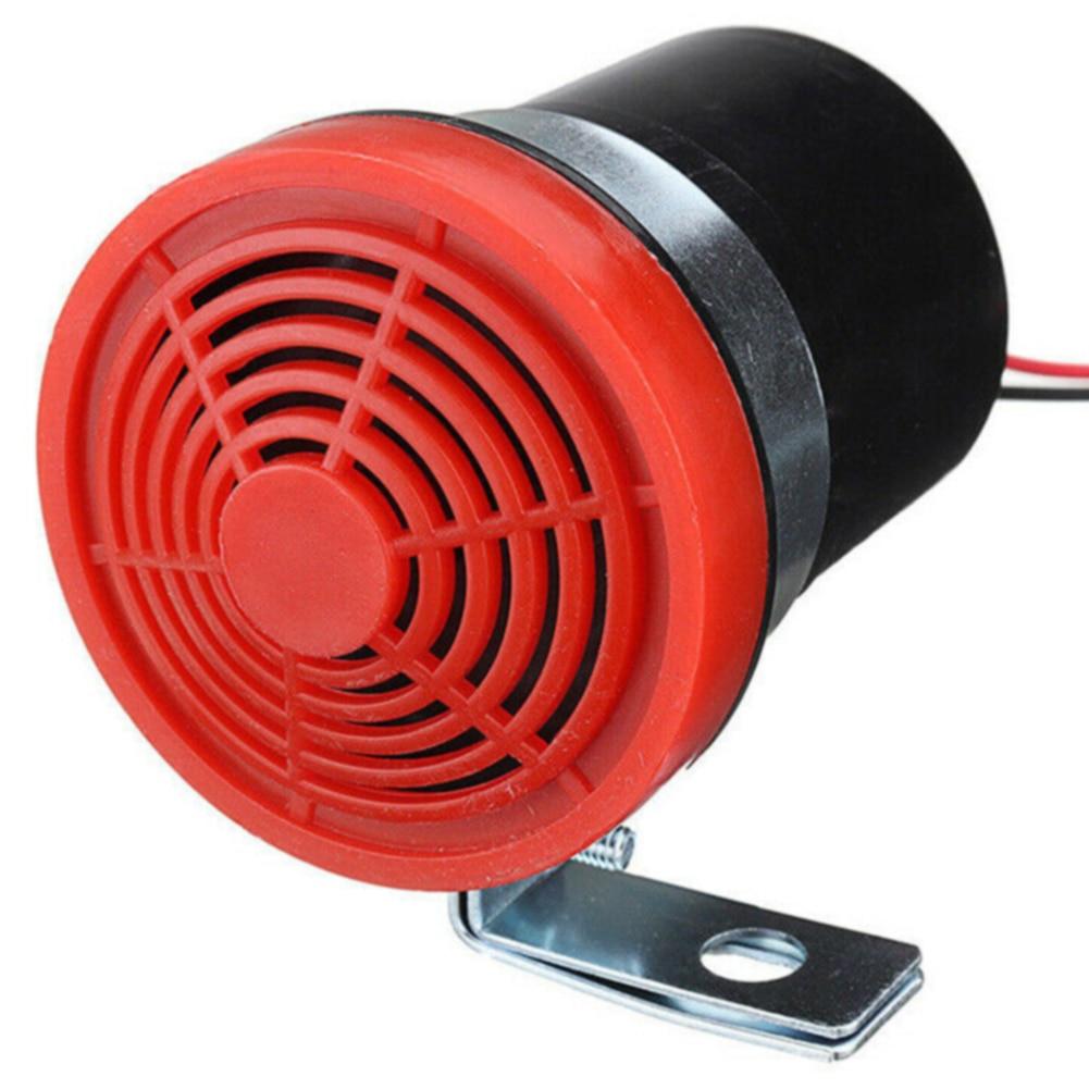 12-24 в 105 дБ универсальная прочная Автомобильная сигнализация заднего хода Реверсивный звуковой динамик резервная Автомобильная сирена предупреждающий звуковой сигнал аксессуары
