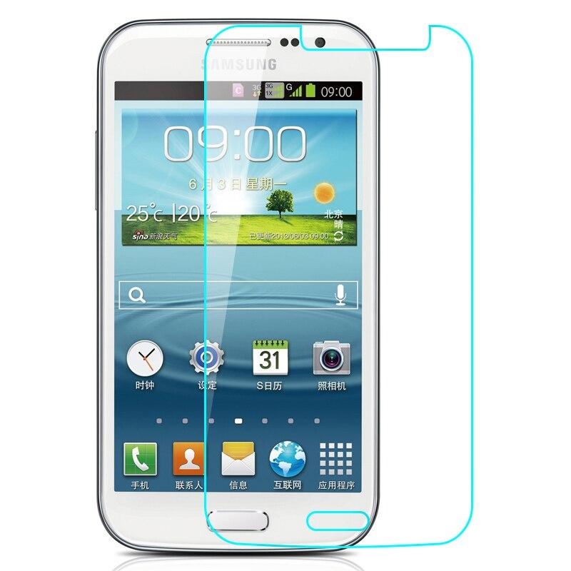 Película de pantalla de vidrio templado 9 H 0,3mm para Samsung Galaxy Win Duos I8550 I8552 Gt-i8552 I8550 Protector de pantalla frontal película de vidrio