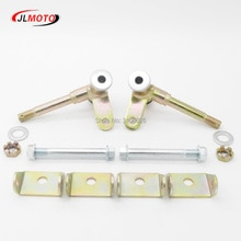 1Pair/2pcs Steering Strut Knuckle Spindle Fit For China ATV 49cc 50cc 70cc 90cc 110cc Go Kart Buggy UTV Quad Bike Parts