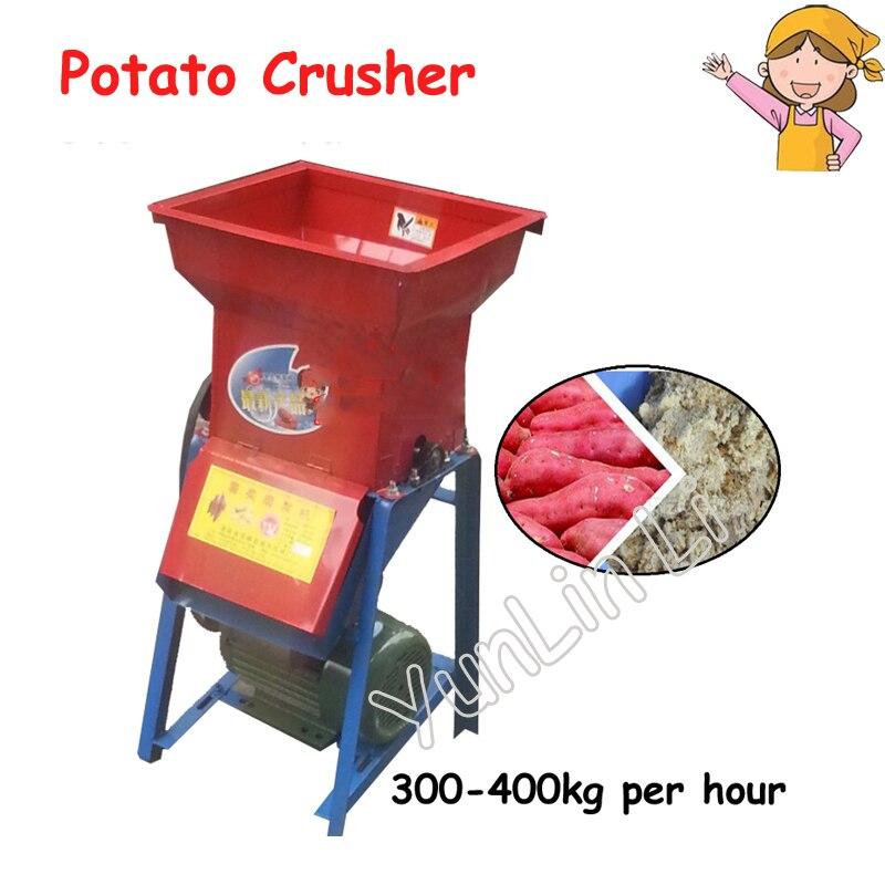 المنزلية آلة النشا التابيوكا الحلو/نشا البطاطس آلة طحن الدقيق كسارة SMJ-800