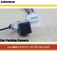 car reverse parking camera for bmw 5 f10f11gtf07 2014 2015 2016 2017 2018 2019 auto back up rear hd ccd cam