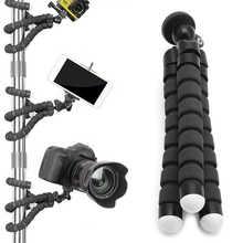 Гибкий штатив-Трипод для камеры и телефона, штатив-Осьминог с гориллой, держатель для камеры GoPro, Прямая поставка