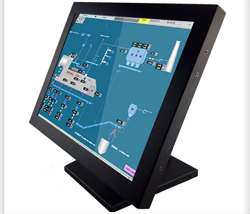 15 inch  industrial computer  industrial tablet pc ,All In One PC Pos Terminal With Intel J1800 CPU  2.41Ghz enlarge