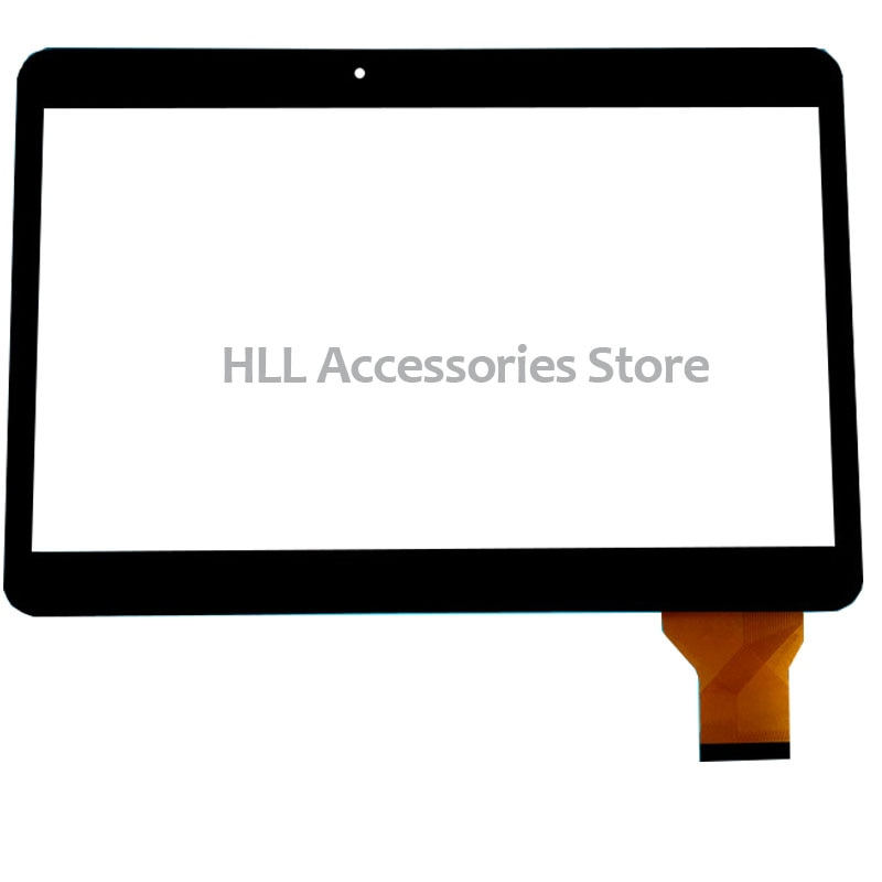 Бесплатная доставка 10,1 дюймовый сенсорный экран YLD CEGA350 FPC для N9106 Настольный ПК стеклянная панель сенсор дигитайзер Замена