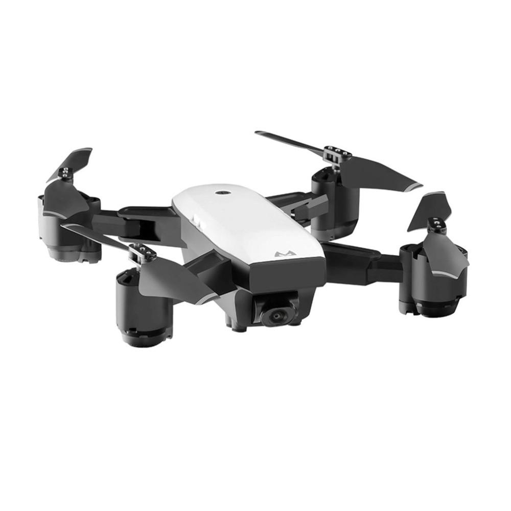 Drone RC SMRC S20 con 6 ejes Gyro FPV, cuadricóptero a control remoto portátil con cámara HD de 720P/1080P, helicóptero a control remoto plegable, modelo a control remoto