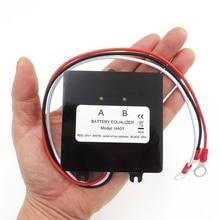 Égaliseur de batterie de 2X12V   Pour les batteries dacide plomb, équilibreur de chargeur pour Gel, inondation, batterie dacide plomb HA01 HA02