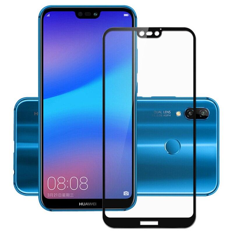 Защитное стекло для huawei p20 pro p40 p30 p10 lite e Защитная пленка для экрана huawei p 10 20 30 40 light p10 plus