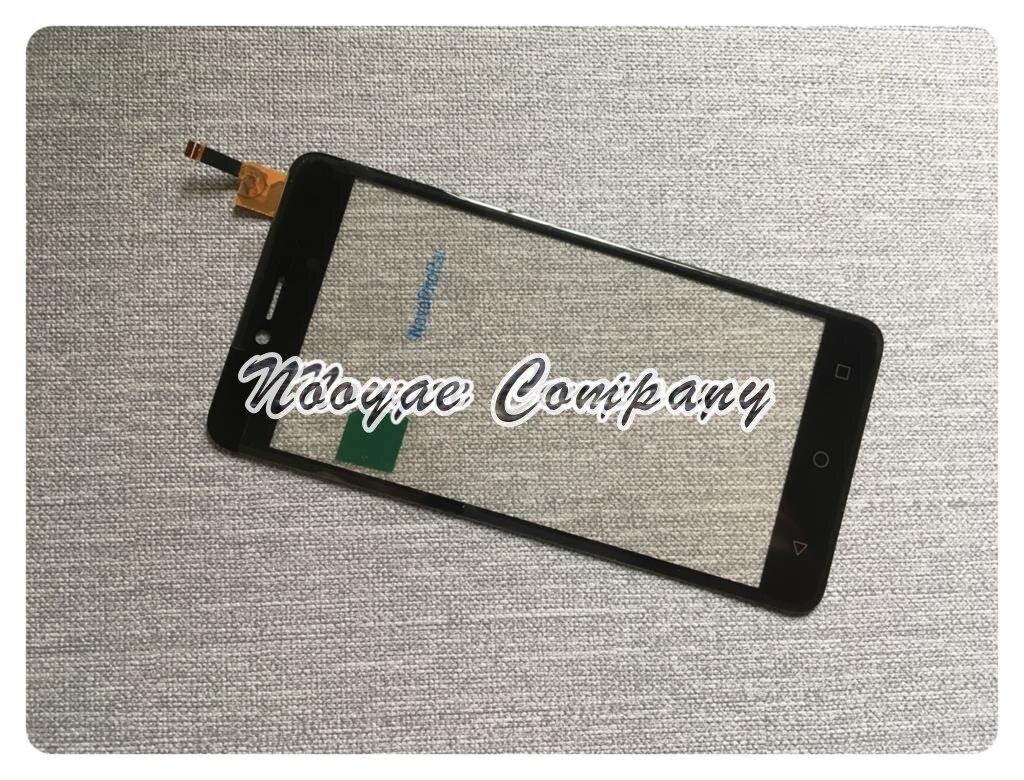 Negro/oro BQ5059 Sensor de partes de reemplazo de teléfono para BQ 5059 BQ-5059 Digitalizador de pantalla táctil de Panel de vidrio
