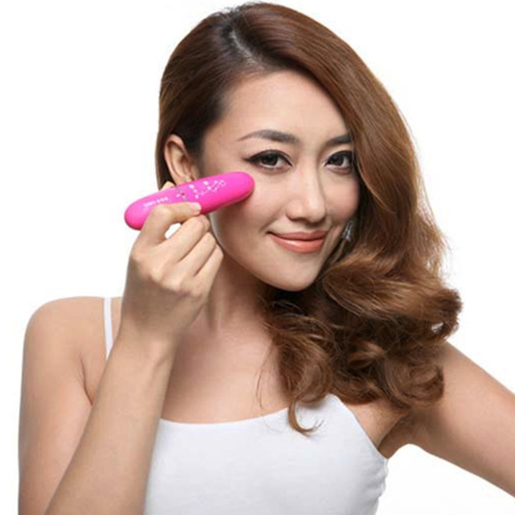 Mini Portable Eye Massage Device Fashion Pen Type Electric Massager Thin Eyes care tool Beauty Instrument Great new