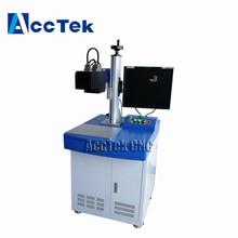 2D 3D Photo cristal marquage profond Laser intérieur sous-surface fibre laser Machine de gravure