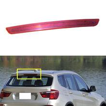 Feux de frein à haut montage   Pour BMW X3 F25 feu arrière, feux de freinage à haut niveau, 63257217304