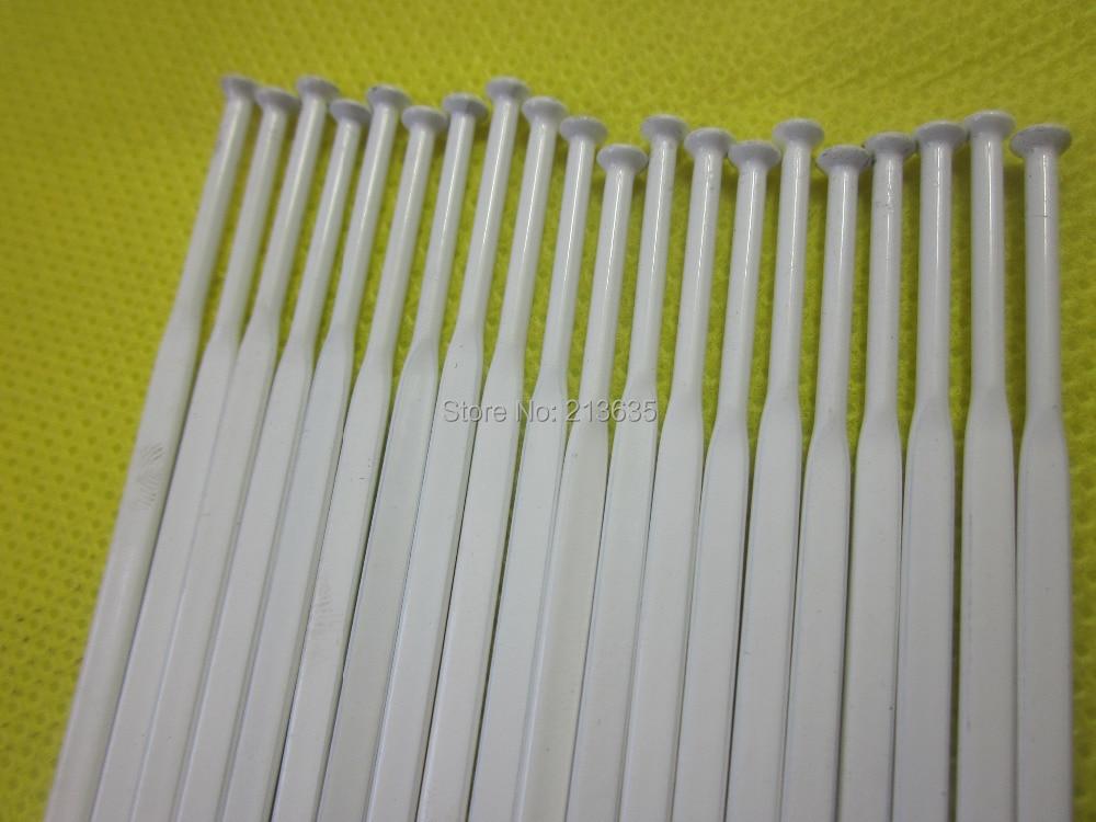 Pilar psr aero 1432 straight pull branco raios lisos retos 1432 raios com azul livre liga redonda al7075 mamilos