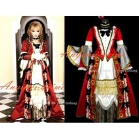 gothic versailles hizaki costume japan visual rock outfit cosplay costume custom madeck1272