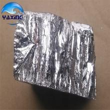 Bismuth lingot métal/Bismuth 1000g haute pureté 99.995% livraison gratuite!