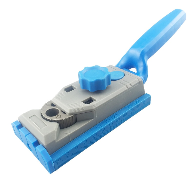 Woodworking Drilling Hole Jig Inclined Locator Oblique Hole Jig Kit Drill Guide Sleeve Wood Drilling Punching Tool