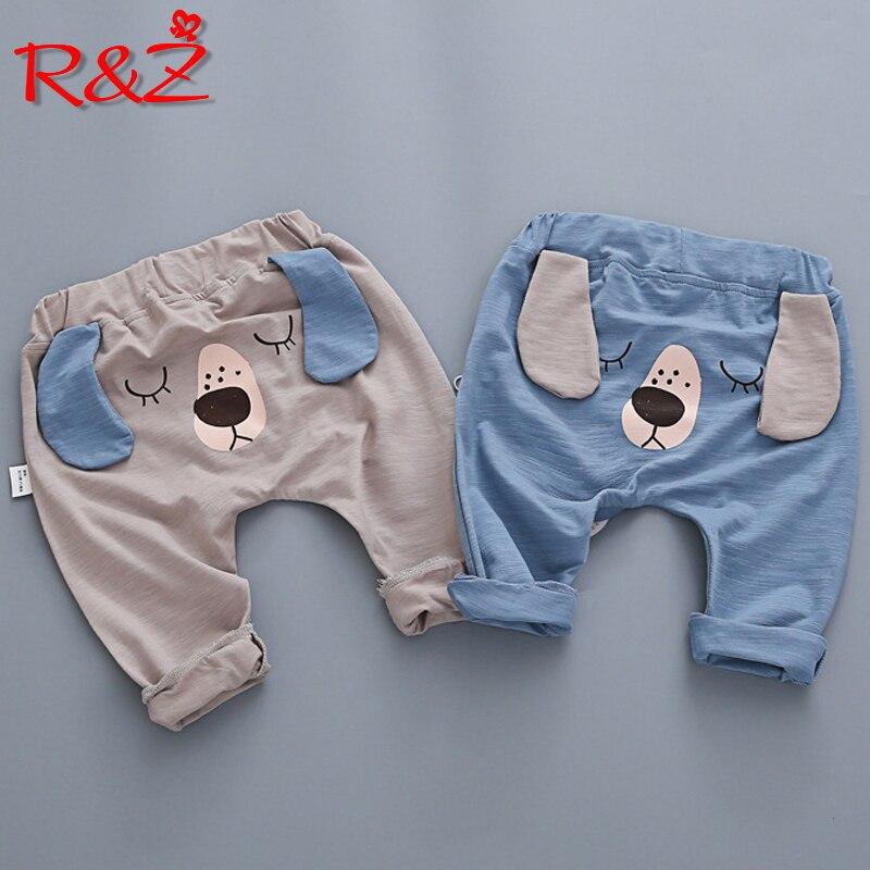 Детские брюки R & Z 2019 детские для мальчиков детская одежда с ушками