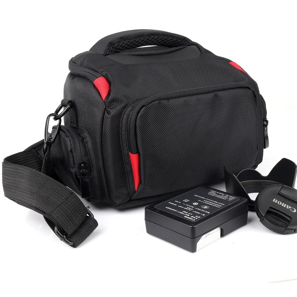 Cámara DSLR bolsa caso para Sony A7 III II A6500 A6000 A6300 A5100 A5000 NEX3 3N 3C 3R NEX5 5T 5C 5R NEX6 NEX7 RX10 IV II A9 HX400