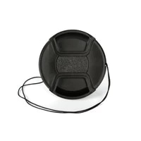 Front Lens Cap Cover SLR Camera Lens Cover 67mm Filter Front Cover Lens Cap for Canon Nikon Sony Pentax