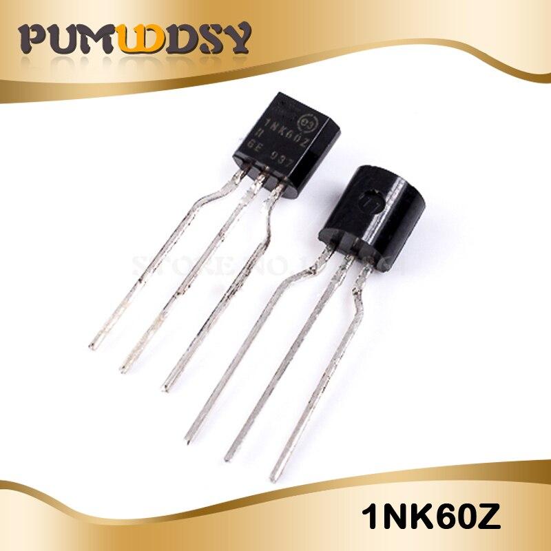 10PCS STN1NK60Z STN1NK60 1NK60Z a 92