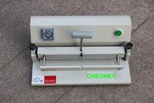 Livraison gratuite rapide bureau couverture rigide rainure Machine de pressage équipement de bureau rainure presse