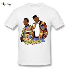 Homme génial le Prince frais de Bel Air t-shirt pur coton belle Homme t-shirts