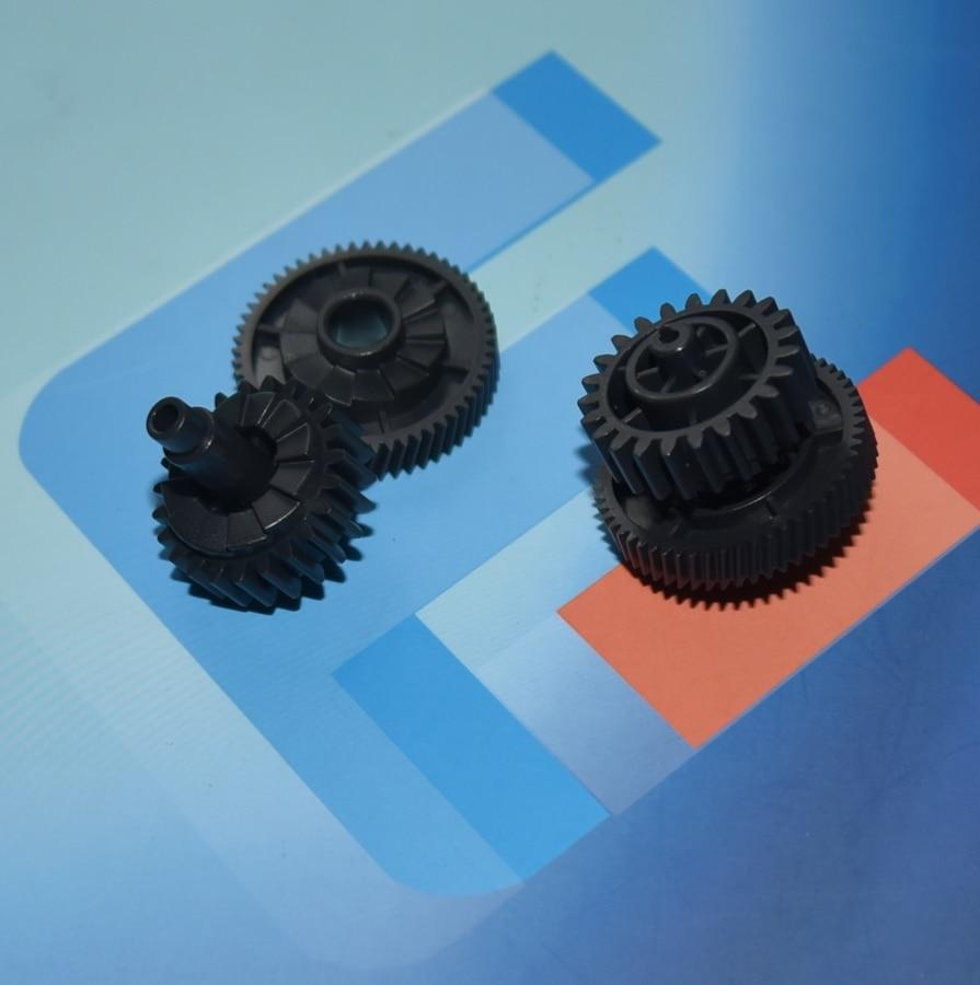 Envío gratuito 10 * RU5-0984 RU5-0984-000CN para M1212 M1213 M1210 M1217 M1214 P1102 P1106 P1102W M1130 1132MFP Fuser Drive Gear