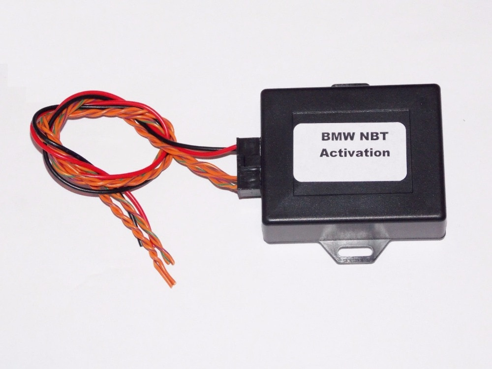 Адаптер-эмулятор для BMW F10 F30 F20 F15 NBT EVO, Модернизированная навигация