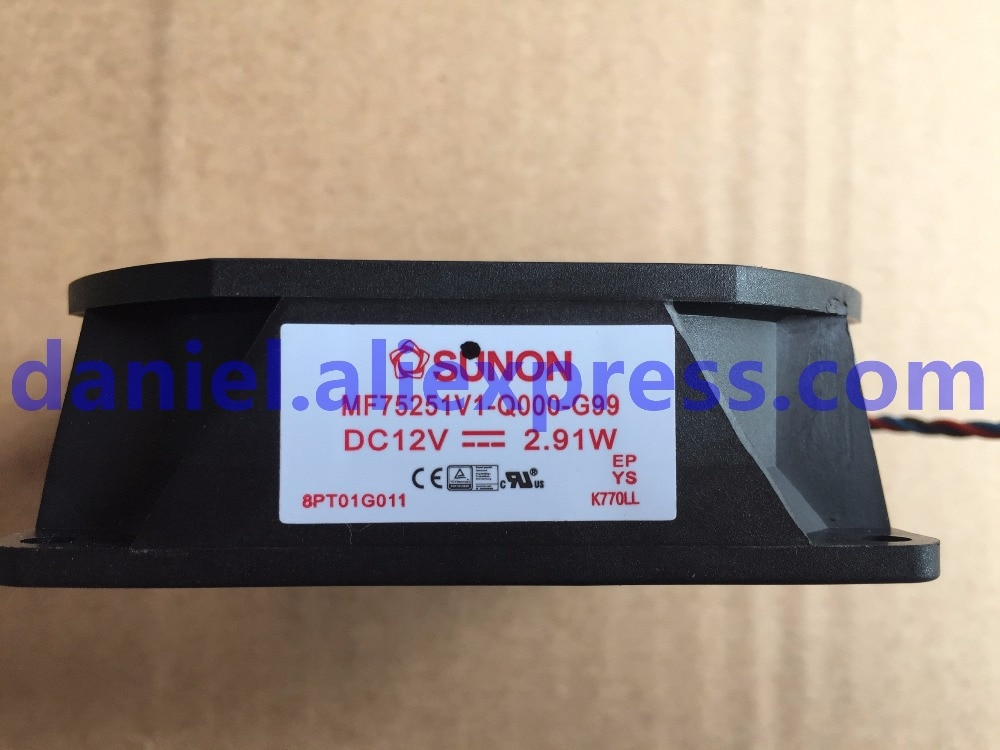 Nuevo original SUNON MF75251V1-Q000-G99 ventilador de proyector