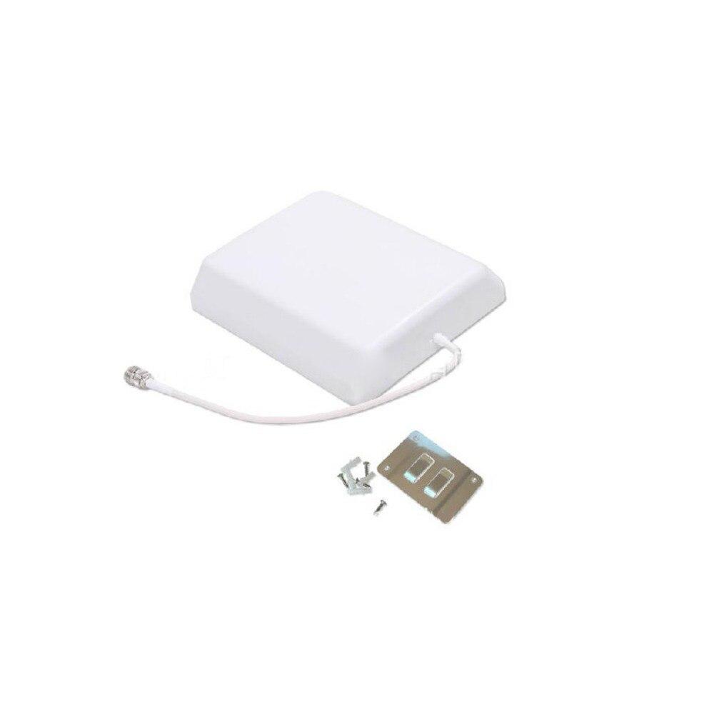 1 PC kryty panel z lotu ptaka płaska antena 800-2500 MHz CDMA/GSM/2.4G/3G anteny 7dbi N żeńskie złącze 30 cm długi kabel nowy