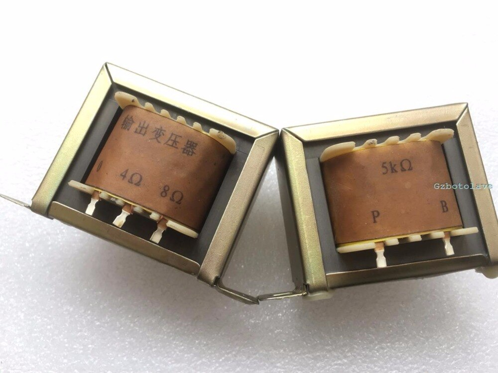 1 pcs tube amplifier output transformer for 6P1 6V6 6P14