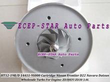 Turbo CHRA cartouche 144119S00 144119S00 dat , pour NISSAN FRONTIER D22 Navara Datsun ZD30EFI ZD30 3.0L
